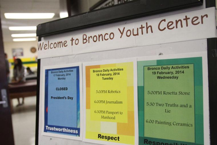 Bronco Youth Center Fort Hood