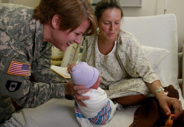 Baby boom at Fort Hood
