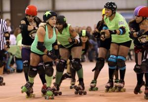 Roller Derby: Killeen Style