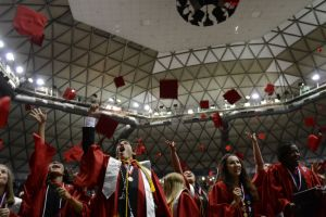 Harker Heights graduation 2013