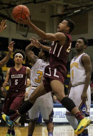 Copperas Cove vs Killeen Boys Basketball