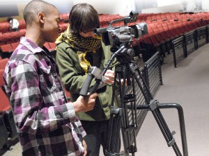 Media students make ready for Knight Club