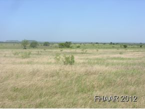 152.64 acres outside of Copperas Cove. Acreage suitable for raising