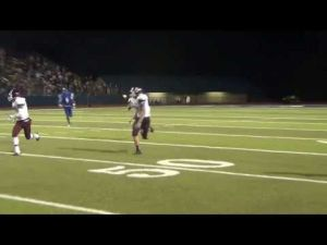 Winning Play vs Copperas Cove (8.30.13)