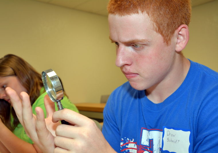 Students learn tricks of investigative trade at CTC