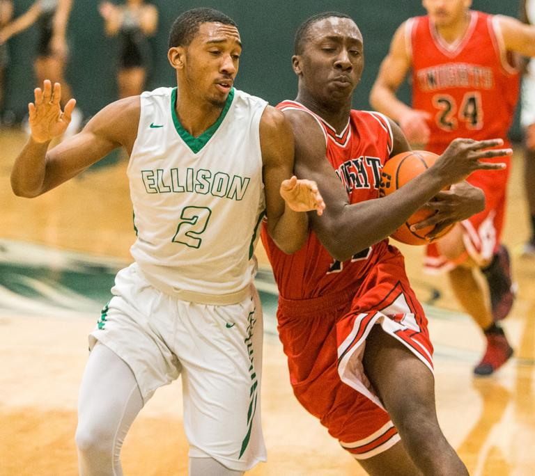 JONESING FOR A WIN: Star guard helps Ellison bounce back from surprising loss