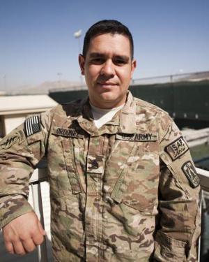 Staff Sgt. Hilario Ordonez