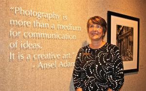 Ansel Adams exhibit