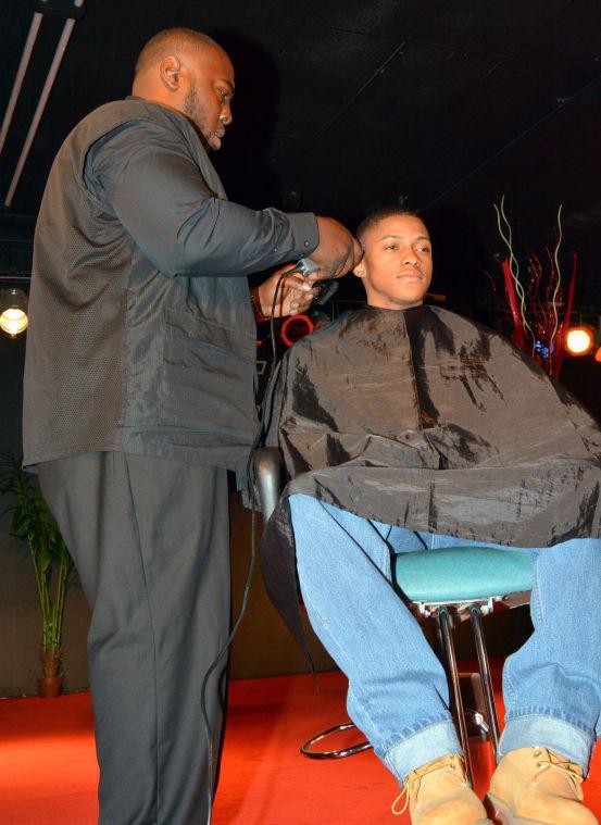 Hair showcase