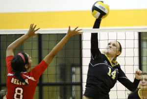 Gatesville volleyball