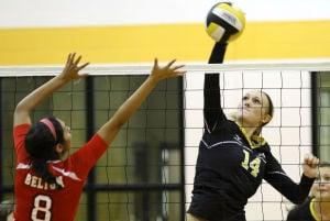 Gatesville volleyball