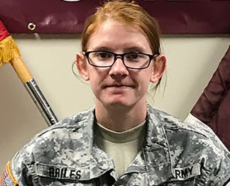 Pvt. Paige Elizabeth Briles