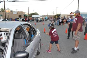 National Night Out kickoff party - Cove