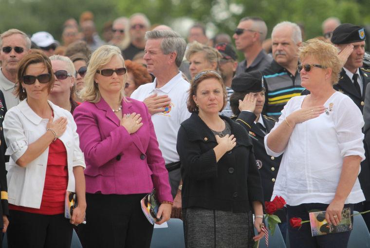 Central Texas Memorial Day ceremony