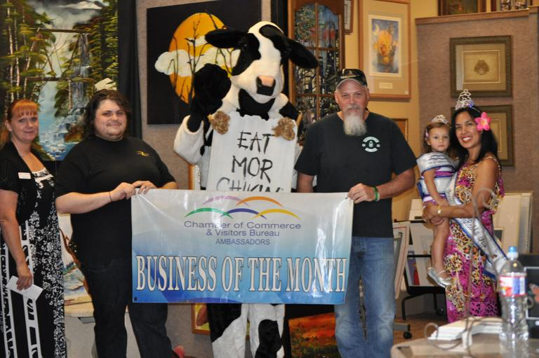 Frames and Things chamber's October Business of the Month