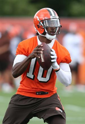 Summer is not 'free time' to RGIII