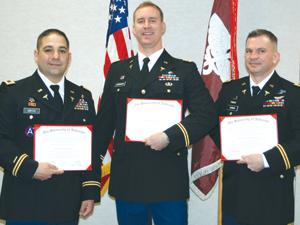 Carl R. Darnall Army Medical Center program graduates 4 physician assistants