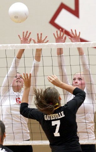 Lady Tigers roll past No. 4 GHS for first win