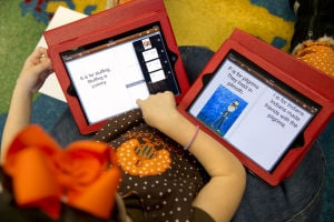 <p>With an endless cavalcade of new apps for the Apple iPad and its Android rivals, we decided to poke around for five great apps that could benefit children ages 1 to 5 years.</p>