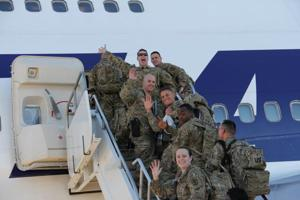 Task Force ODIN deploys to Afghanistan