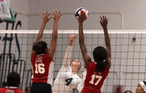 Volleyball: Ellison v. Harker Heights