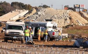 Salado Businesses and Highway Construction
