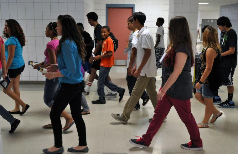 Shoemaker welcomes newest students