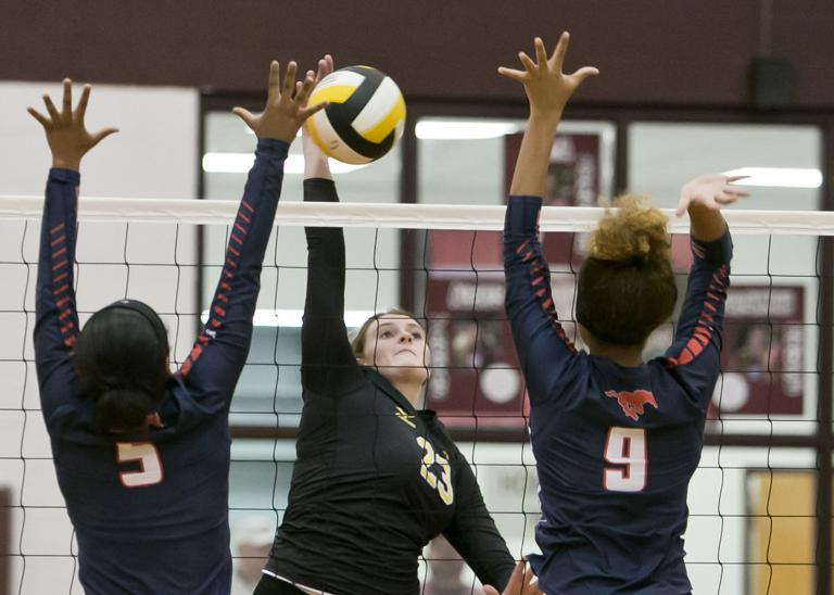RALLY BUZZSAW: Hornets storm past Madisonville after dropping first two sets
