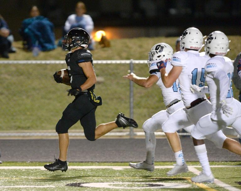 FOOTBALL: No. 6 China Spring pulls away in 2nd half to beat Gatesville 46-21