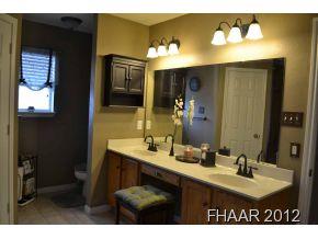 Corner lot. Owner has degree in design home. Colors, floors