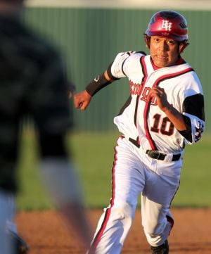Harker Heights vs Ellison Baseball