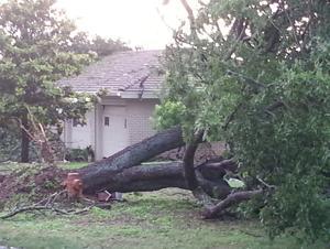 Kempner tornado