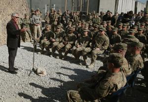 U.S.-Afghanistan