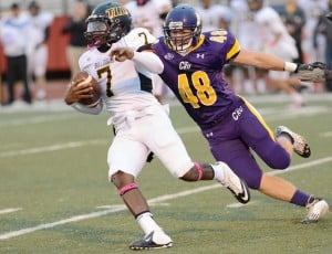 UMHB vs. Texas Lutheran