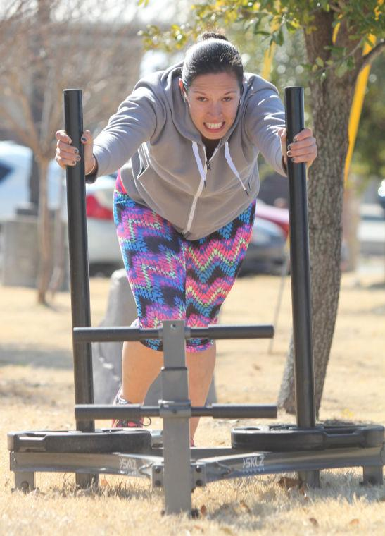 Heritage Park Olympic Workout