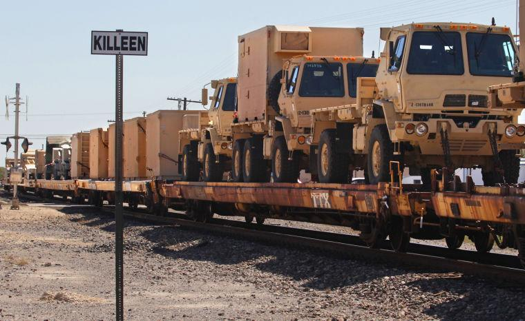 Killeen railroad