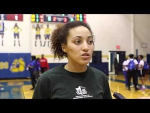 Girls Basketball Waco University Vs Copperas Cove Nov  24, 2014