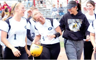 Weary Gatesville pitcher ends deadlock with walk-off homer for championship