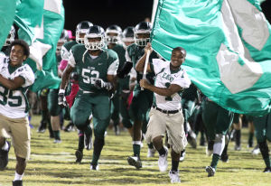 Football: Ellison v. Copperas Cove