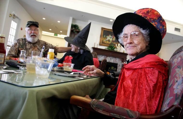 Rosewood Halloween