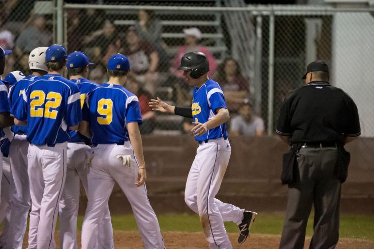 Cove vs Killeen baseball