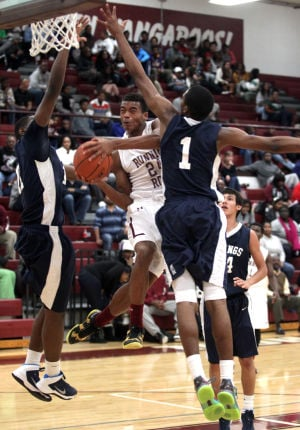 Area Basketball Notebook