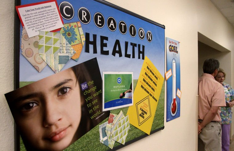 Metroplex CREATION Health