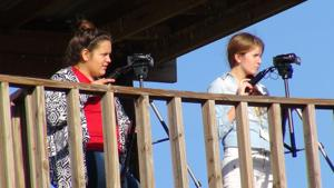 Student videographers