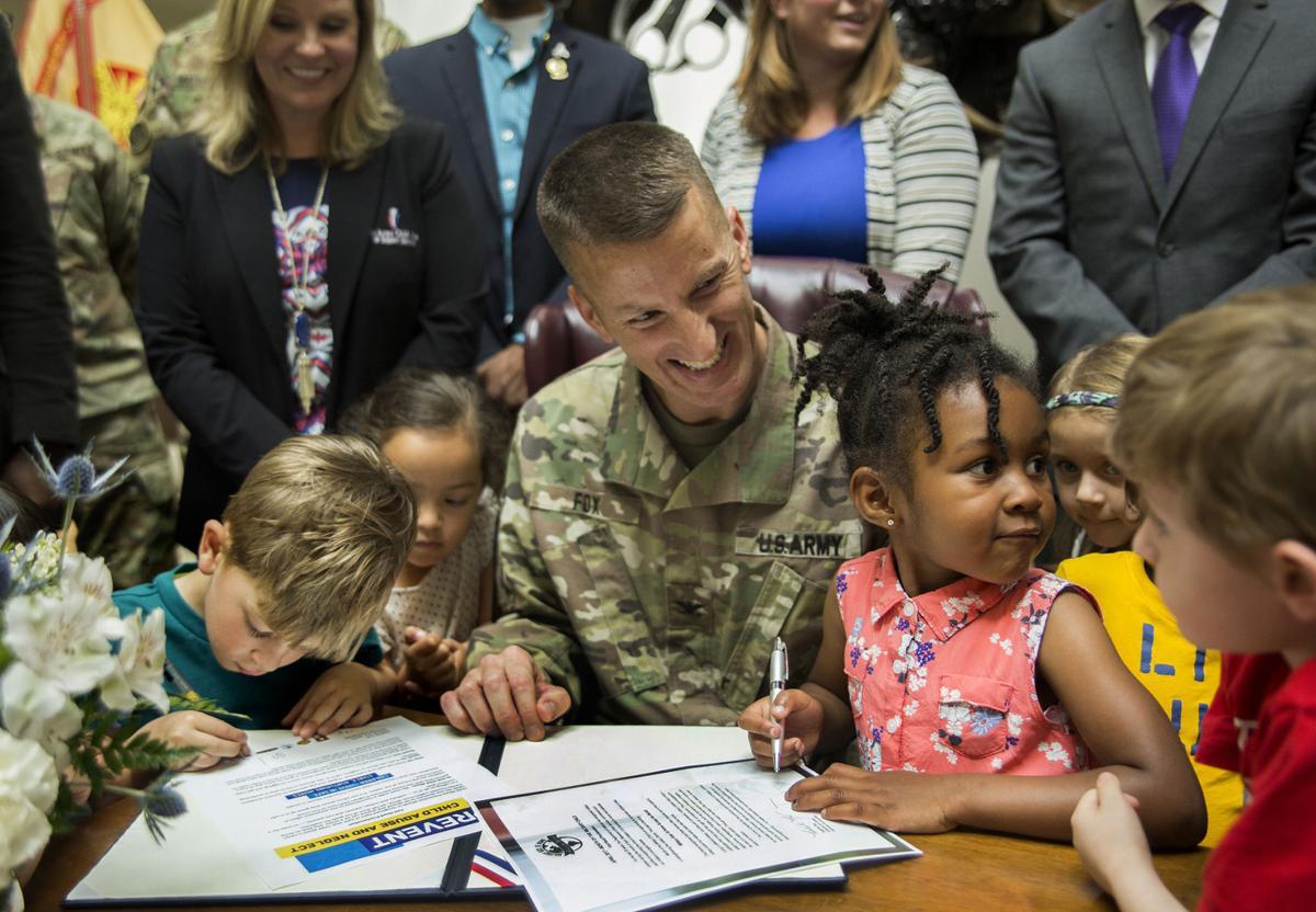 Military Child