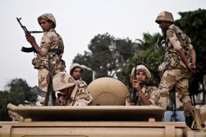 Violence in Egypt escalates