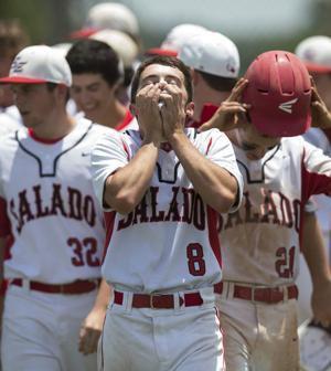 SALADO V CENTRAL HEIGHTS - Game 2