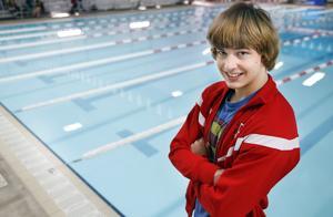 KDH Outstanding Swimmer | Video