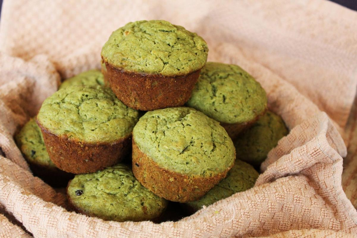 Cran-Lemon Tea Muffins