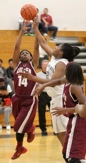 Killeen vs Shoemaker Girls Basketball